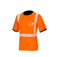 Huomiopaita oranssi EN 20471 Lk.2 - 4081P