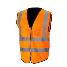Huomioliivi oranssi EN 20471 Lk.2 - 4021