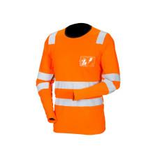 Huomiopaita pitkähihainen oranssi EN 20471 Lk.2 - 4069