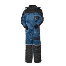 Polar talvihaalari musta/sininen - 4217